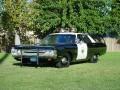 CA- Walnut Creek Police 1971 Plymouth Fury