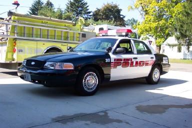 NY - Elmira Heights Police