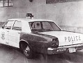 MD- Baltimore Police 1966 Ford