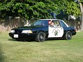 Ex-CHP Ford Mustang