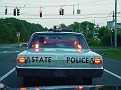 NY State Police 1966 Plymouth