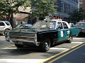 NYPD 1967 Plymouth