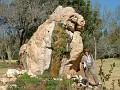12  Ira at Moses' Rock