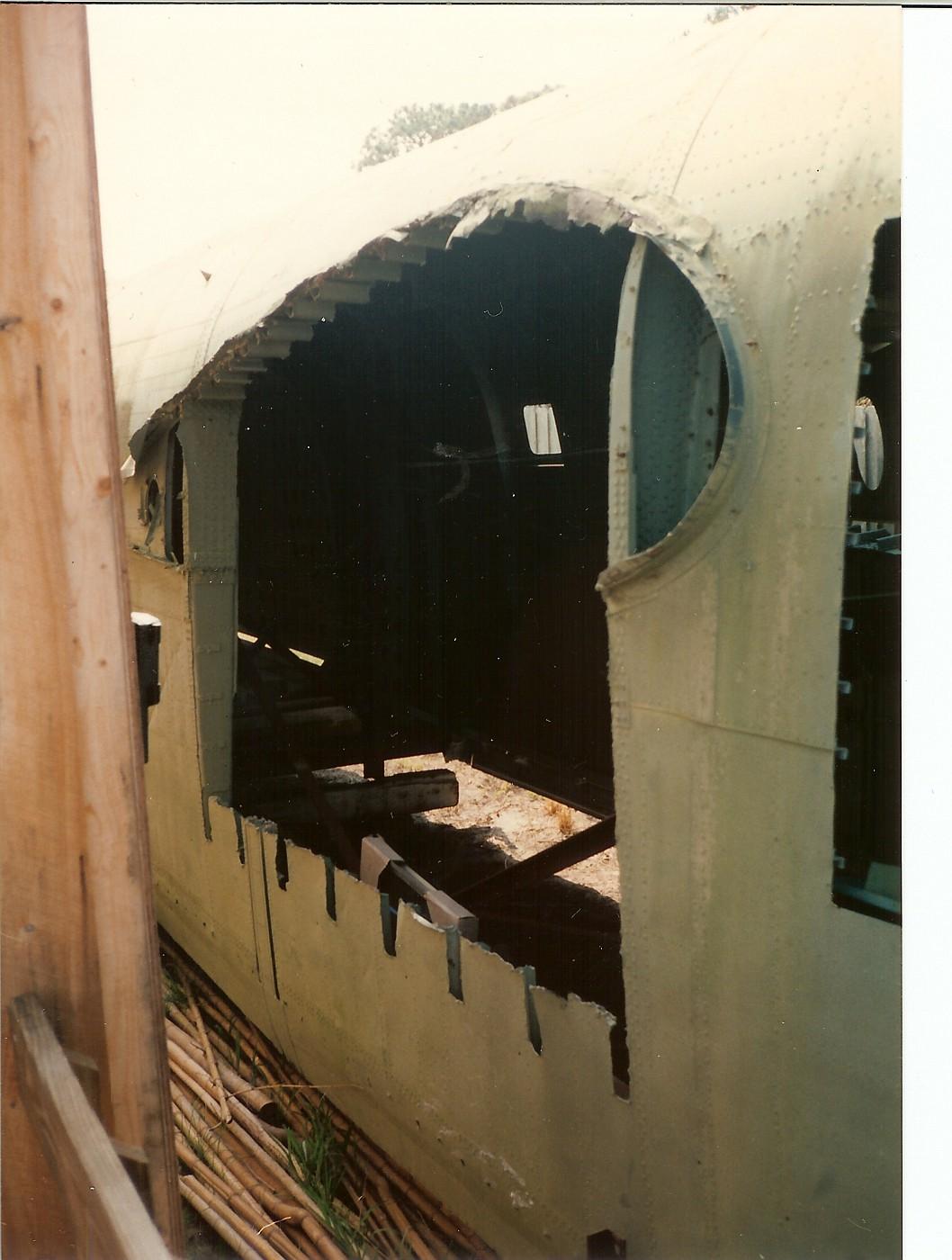 PB4Y-2 Privateer BuNo 59932 N9829C Kissimmee FL 8 1993