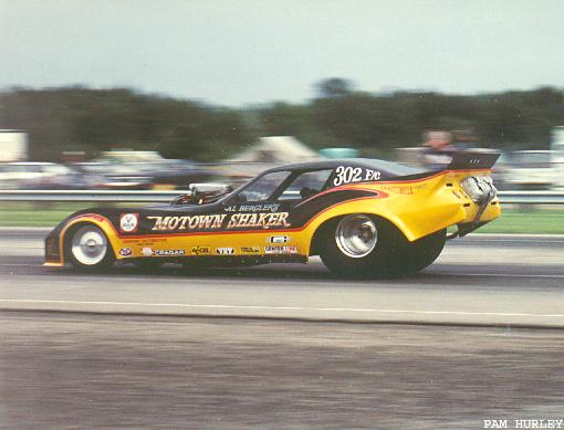 Al Berger Motown Shaker Corvette FC 1