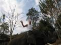 My First Elepant Ride...  Location,,, Elepahant Camp near Chaing Mai, Thailand.