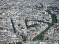 Arc de Triomphe top right!!!