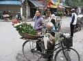 The Streets of Hanoi, Vietnam.
