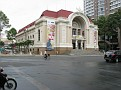 """The Opera House in Saigon.  A location spot for the movie """"The Quiet American""""."""