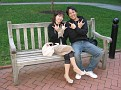 Exploring Philadelphia with Hiromi and Soji, Oct 11th 2008  (14)