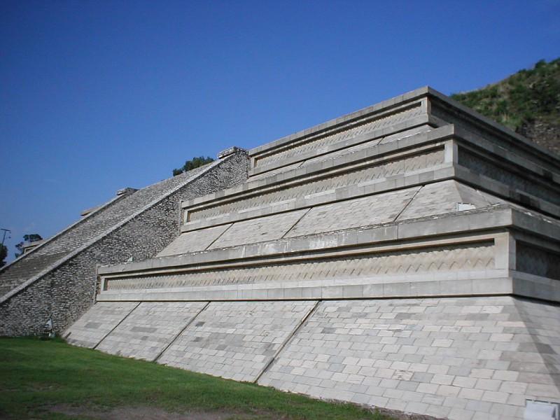 Чолула, пирамида