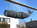 WATERBURY - SILAS BRONSON LIBRARY - WHALE