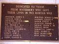 WATERBURY - CHASE BUILDING - KOREAN MEMORIAL