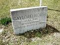 WEST HARTLAND - GAYLORD HOUSE 1845 - 00