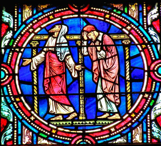 SAINTS PETER AND PAUL CHURCH - STAINED GLASS - 49