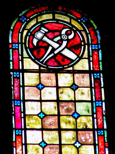 SAINTS PETER AND PAUL CHURCH - STAINED GLASS - 58