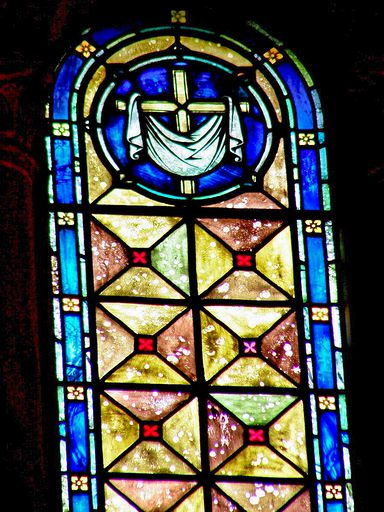 SAINTS PETER AND PAUL CHURCH - STAINED GLASS - 60