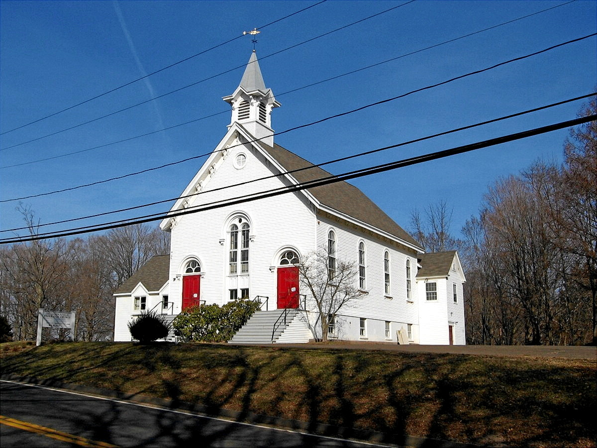 MIDDLEFIELD - MIDDLEFIELD FEDERATED CHURCH
