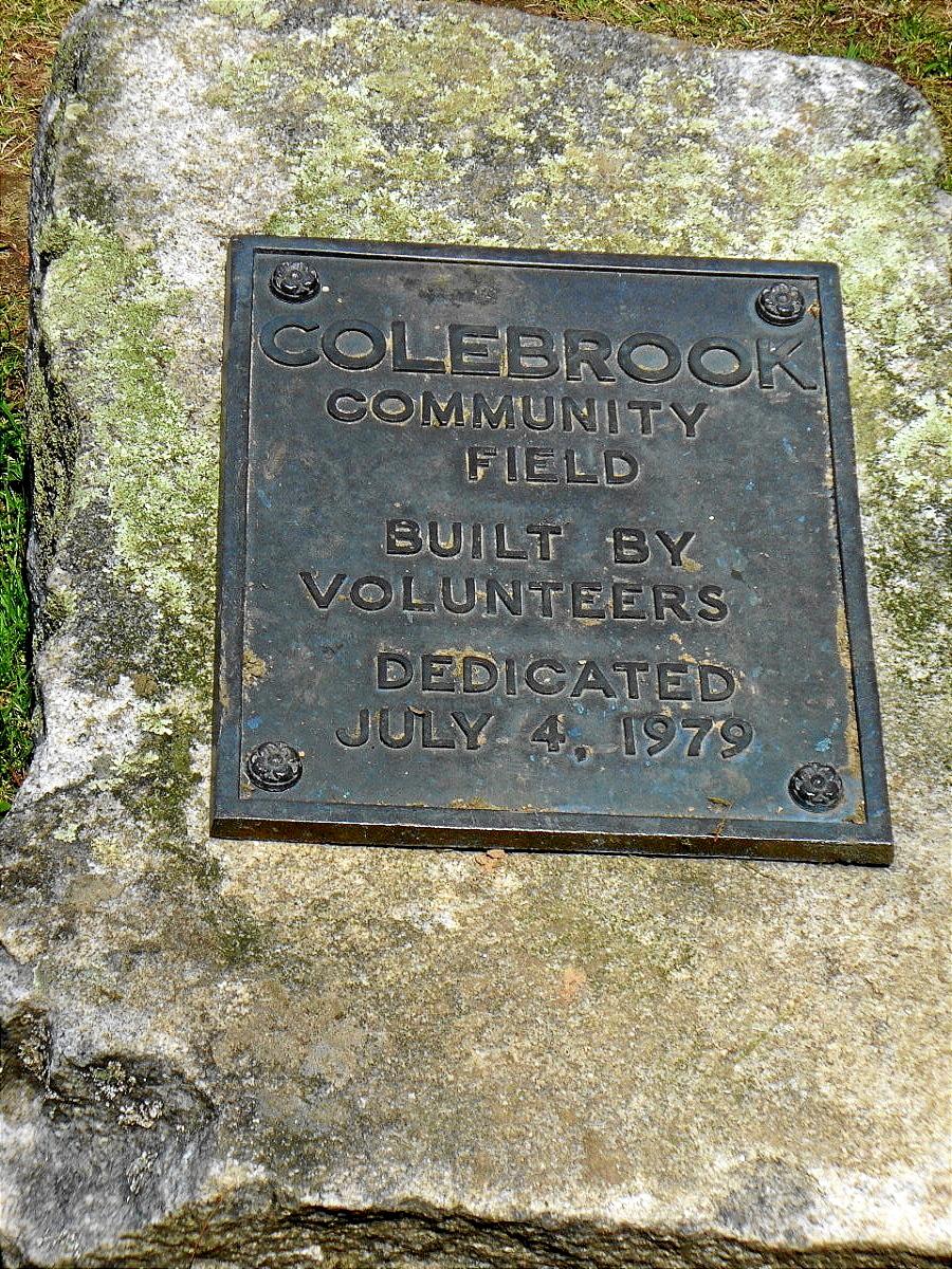 COLEBROOK CENTER - COLEBROOK FIELD - 04