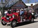 Fire Truck, 1928/9 Model A, Chloride, AZ