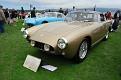 1957 Ferrari 250 GT Boano Coupe front exterior view
