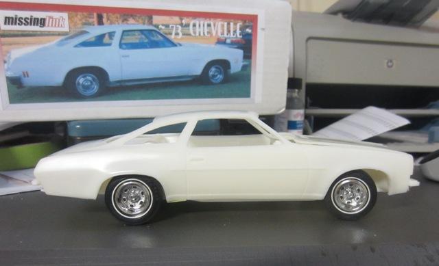 1973 Chevelle Malibu, SHOP REPORT 014-vi