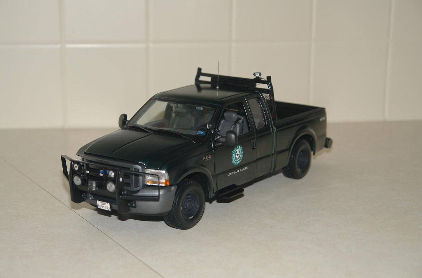 Photo Dsc00127 Texas Game Warden Truck Ford F 250 Album