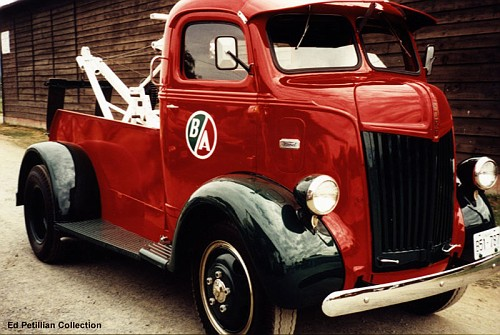 1937,1938,1939,1940,1941,1942 Ford COE