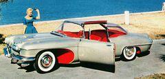 1955 pontiac strato chief concept car