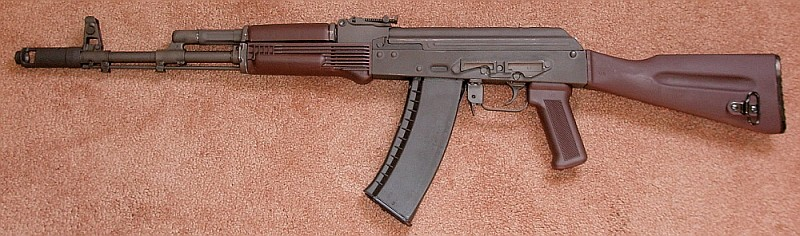 Attractive Thread: Bulgarian AK 74 From CFS + New Stock Set From Arsenal Inc. U003d Dead  Sexy!