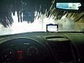 En typisk Amerikansk biltvätt.