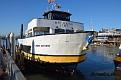 Harbor Emperor, båten som vi åkte ut i San Francisco bukten med.