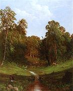 Bartlett Springs in the Merrimack [1858]