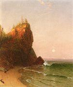 Cliffs at Mount Desert [c.1870]