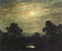 Brook by Moonlight [1890-91]