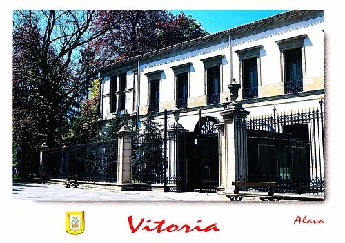 PALACIO DEL PARLAMENTO VASCO