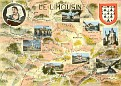 00- Map of LIMOUSIN