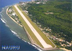 Nauru - Yaren Airport
