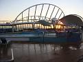 Pool Deck Sunrise