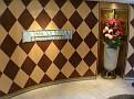 Entrance to Cosmopolitan Restaurant