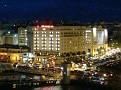 Sheraton Hotel and Casino at night