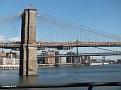 Brooklyn Manhattan Bridges from Harbour Lights Rest SSS 20120118 003