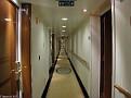 Eleven Deck Hallway by 'B' Stairwell Stb Looking Aft