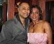 Phillipe et Carole Guibert, promoteurs de la soirée.