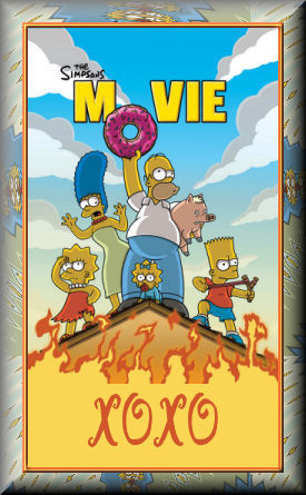 The Simpsons MovieXOXO