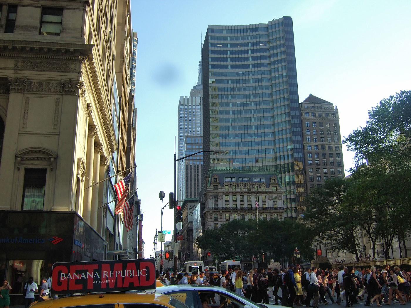 2011 08 24 18 Birgitta in New York