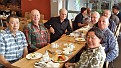 2015 03 25 5 Easter lunch with former MSB colleagues