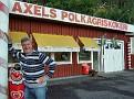 2009 07 26 11 with Gösta & Maj in Huskvarna