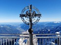 Tiroler Gipfelkreuz - Höhe 2950 m