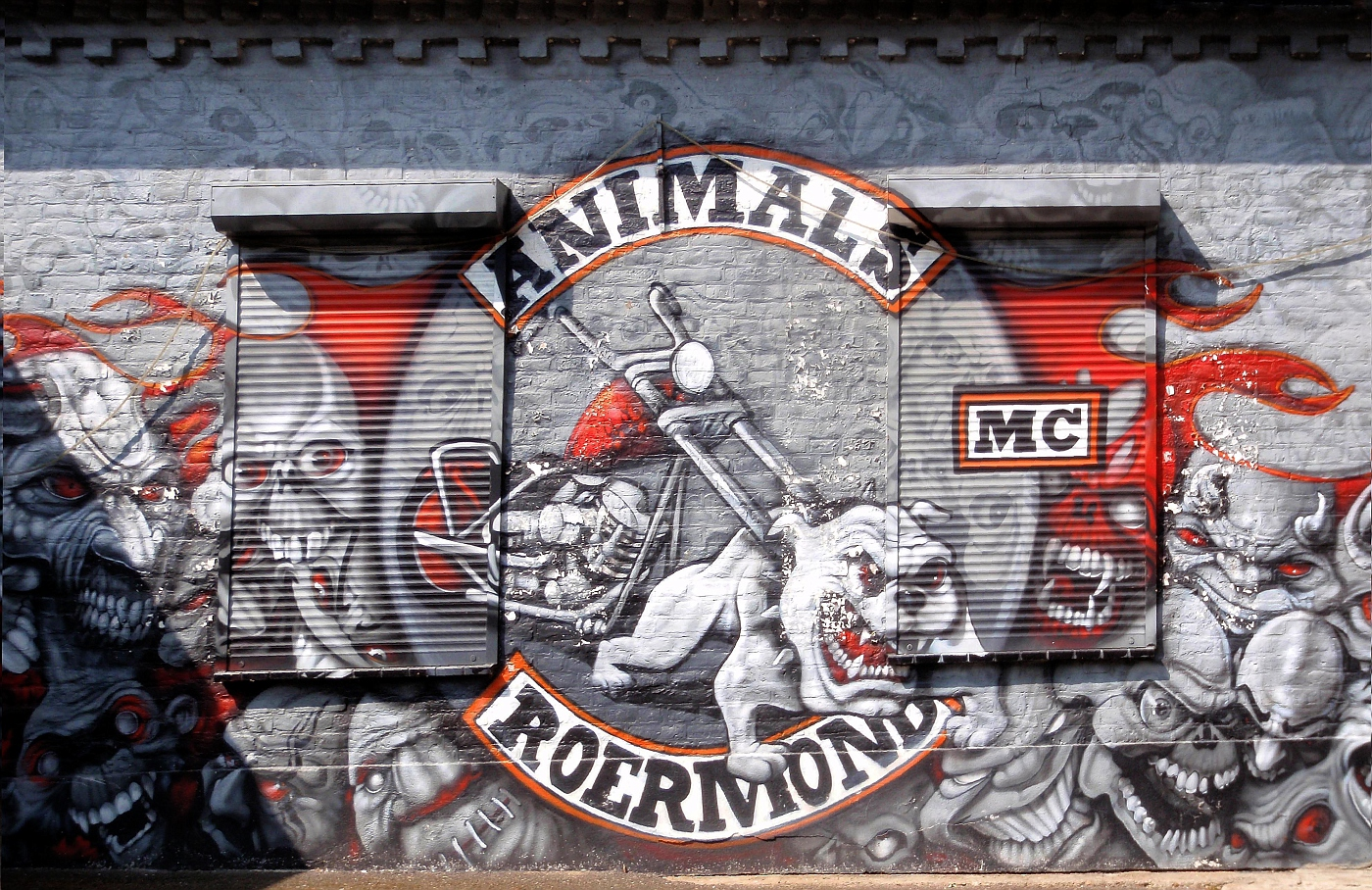 MC Animals Roermond